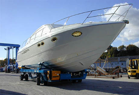 Boat Transporters, Boat Parkers